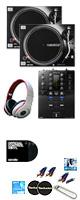 RP-7000 MK2 BLACK /  DJM-S3 激安初心者DVSセット 10大特典セット