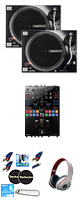RP-7000 MK2 BLACK / DJM-S9 オススメBセット 9大特典セット
