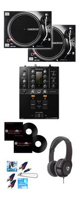RP-7000 MK2 BLACK /  DJM-250mk2 DVSオススメBセット 10大特典セット
