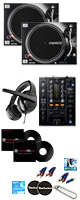 RP-7000 MK2 BLACK/  DJM-450 DVSオススメBセット 10大特典セット