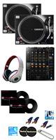 RP-7000 MK2 BLACK/  DJM-750MK2 DVSオススメBセット 10大特典セット