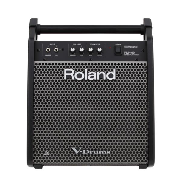 Roland(ローランド) / PM-100  (V-Drumsに最適なパーソナル・モニター 80W) 【1月20日頃発売予定】
