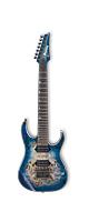 Ibanez(アイバニーズ) / RG1027PBF-CBB (Cerulean Blue Burst)  【Premium】 - 7弦エレキギター - 1大特典セット