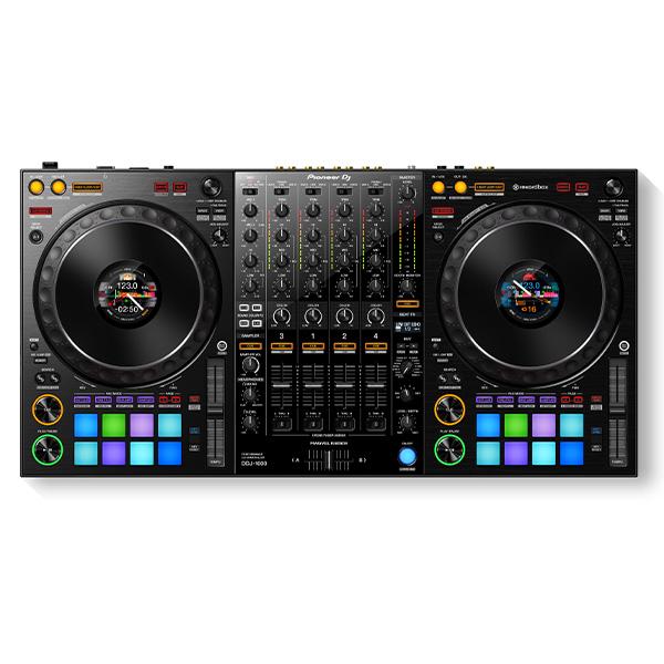 【限定1台】【中古】Pioneer DJ(パイオニア) / DDJ-1000 - 4チャンネルDJコントローラー - 【rekordbox dj 無償対応】【多機能ケース付き!】
