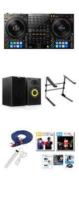 Pioneer(パイオニア) / DDJ-1000 激安プロ向けオススメBセット【rekordbox dj 無償対応】 10大特典セット