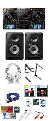 Pioneer(パイオニア) / DDJ-1000 / S-DJ50X 激安プロ向けCセット【rekordbox dj 無償対応】 15大特典セット