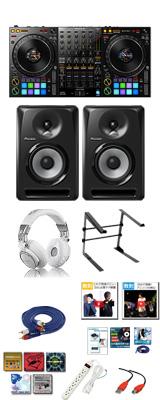 Pioneer(パイオニア) / DDJ-1000 / S-DJ80X 激安プロ向けCセット 【rekordbox dj 無償対応】 15大特典セット