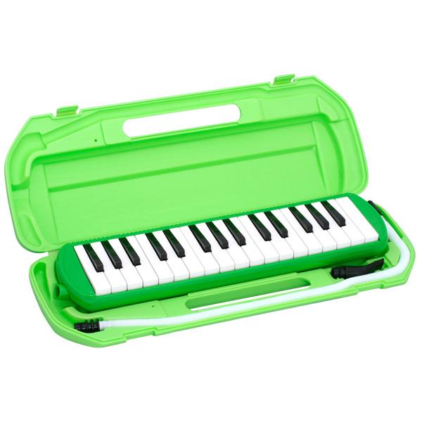 Kikutani(キクタニ) / メロディメイト MM-32 GREEN (みどり) - 鍵盤ハーモニカ -