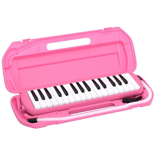 Kikutani(キクタニ) / メロディメイト MM-32 PINK (ぴんく) - 鍵盤ハーモニカ -