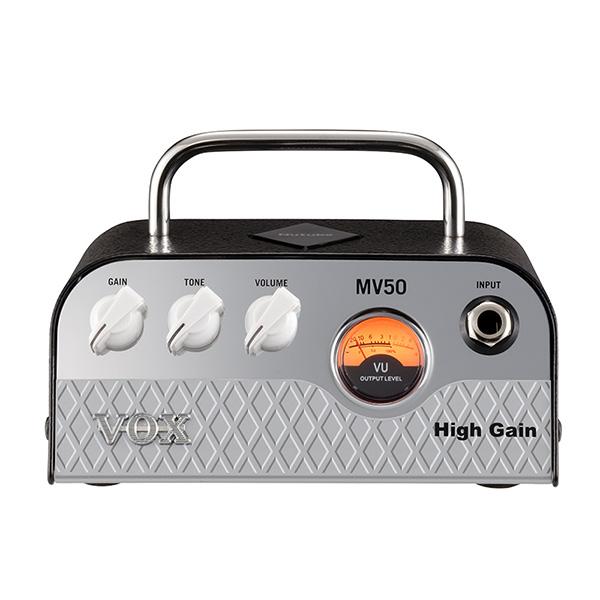 VOX(ヴォックス) / MV50-HG High Gain - 新真空管 Nutube 搭載ギターアンプヘッド -
