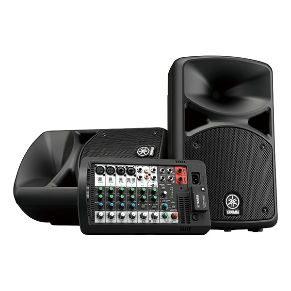 YAMAHA(ヤマハ) / STAGEPAS 400BT -Bluetooth対応 ポータブルPA システム-