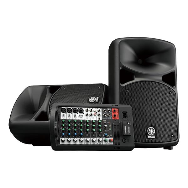 YAMAHA(ヤマハ) / STAGEPAS 600BT -Bluetooth対応 ポータブルPA システム-
