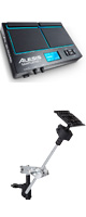 Alesis(アレシス) / SamplePad 4 & MULTIPAD CLAMP セット - パーカッション・ドラム・サンプルパッド -  1大特典セット