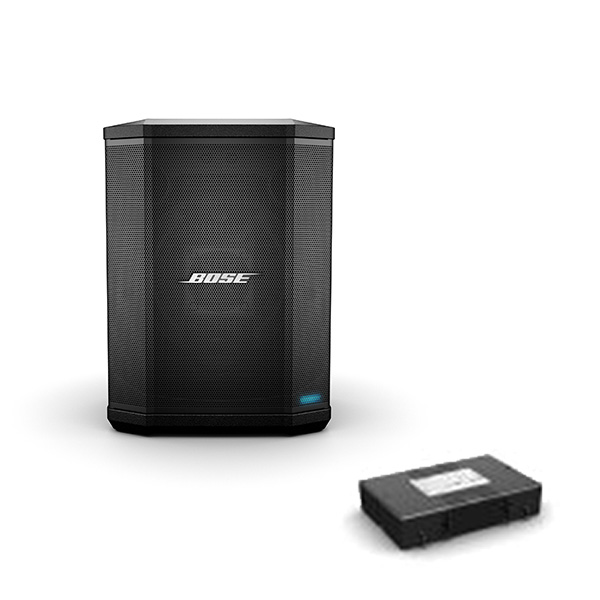 【バッテリーセット】Bose(ボーズ) / S1 Pro - Bluetooth対応 フロアモニタースピーカー -