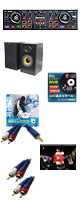 Numark(ヌマーク) / DJ2GO2 激安初心者オススメBセット  (Serato DJ Lite無償)  7大特典セット