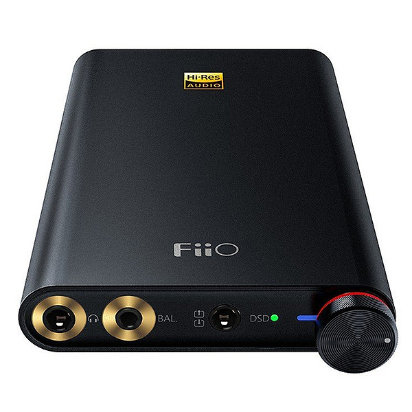 Fiio(フィーオ) /  Q1 Mark II - USB DAC内蔵ポータブルヘッドホンアンプ - [Serial removed]
