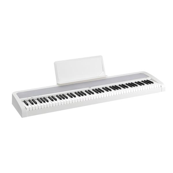 【限定1台】Korg(コルグ) / B1(ホワイト) DIGITAL PIANO デジタルピアノ 【アウトレット品 / 外箱ダメージ有】