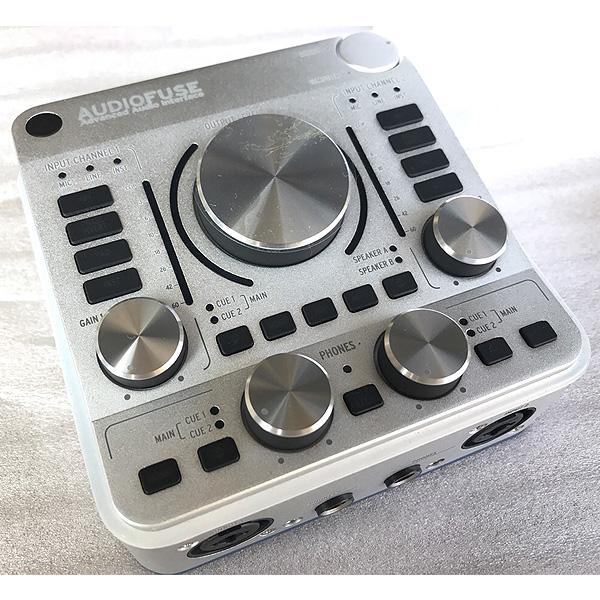 【限定2台】Arturia(アートリア) / Audio Fuse (クラシック・シルバー) - オーディオ・インターフェース - -【美品/アウトレット品/メーカー保証付】
