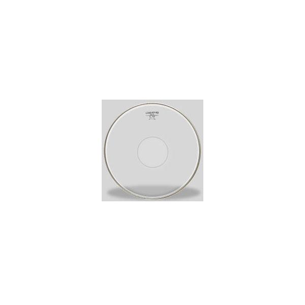 aspr(アサプラ) / ST HEAD 13インチ センタードット付き [ST-300TD13][ストレートフィルム 0.30mm コーティング無し] - ドラムヘッド -