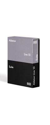 ableton(エイブルトン) / Live 10 Suite (ダウンロード版用シリアルコード記載用紙のみ) - DAWソフトウェア -