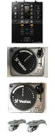 【限定1台】DJM-250MK2 / PDX-2000(中古) DVSオススメセット