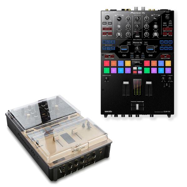 Pioneer(パイオニア) / DJM-S9 - SERATO DJ専用2CHミキサー-【専用デッキセーバープレゼント!】