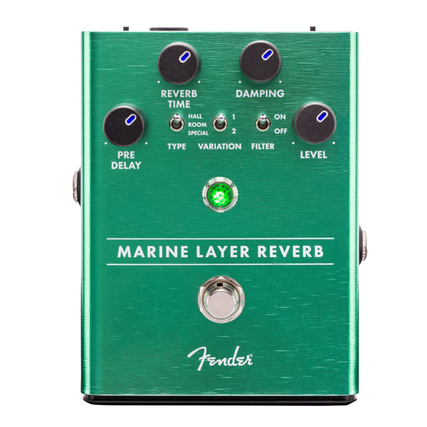 FENDER(フェンダー) /  MARINE LAYER REVERB PEDAL - ギターエフェクター