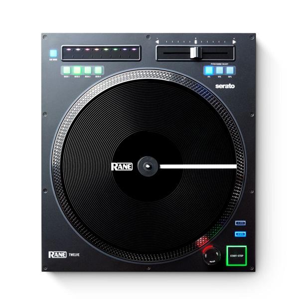 Rane(レーン) / TWELVE 【Serato DJ Pro 無償】- PCDJコントローラー - 2大特典セット