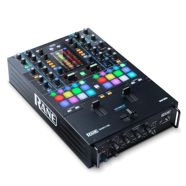 Rane(レーン) / SEVENTY-TWO - Serato DJ Pro インターフェイス内蔵 2ch DJミキサー -