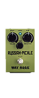 Way Huge(ウェイヒュージ) / WHE408 RUSSIAN PICKLE FUZZ - ファズ - 1大特典セット