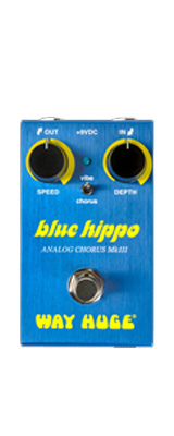 Way Huge(ウェイヒュージ) / WM61WAY HUGE SMALLS BLUE HIPPO ANALOG CHORUS - コーラス - 1大特典セット