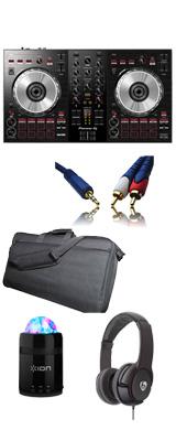 Pioneer(パイオニア) /DDJ-SB3 / Party Starter&収納ケース【Serato DJ Lite 無償】 6大特典セット