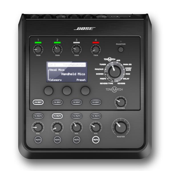 BOSE(ボーズ) / T4S ToneMatch Mixer 4chデジタルミキサー
