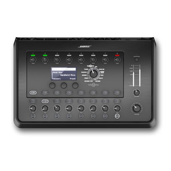 BOSE(ボーズ) / T8S ToneMatch Mixer 8chデジタルミキサー