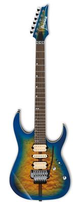 Ibanez(アイバニーズ) /RG6PFGMLTD-GBB  (Geyser Blue Burst) エレキギター