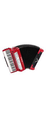 Roland(ローランド) / FR-8X RD (RED) Vアコーディオン(ピアノ鍵盤タイプ) デジタルアコーディオン 1大特典セット