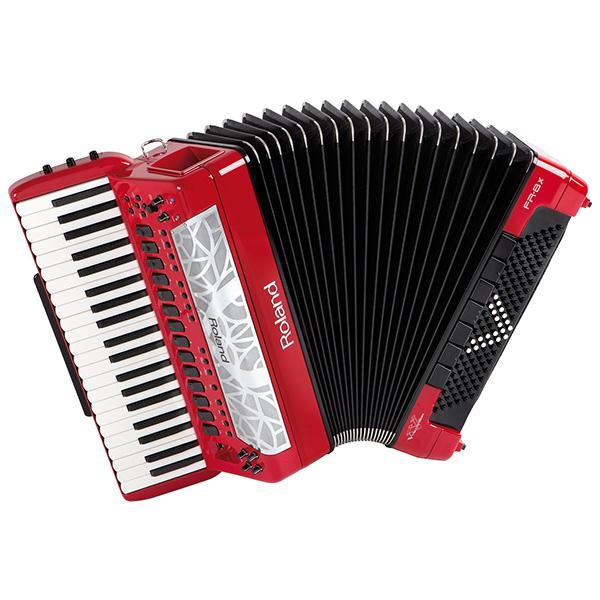 Roland(ローランド) / FR-8X RD (RED) Vアコーディオン(ピアノ鍵盤タイプ) - デジタルアコーディオン -