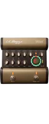 L.R.Baggs(エルアールバックス)/VENUE D.I. ACOUSTIC GUITAR PREAMP