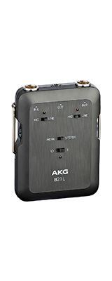 AKG(アーカーゲー) / B23 L - ポータブル・ミキサー - ワイヤレス用