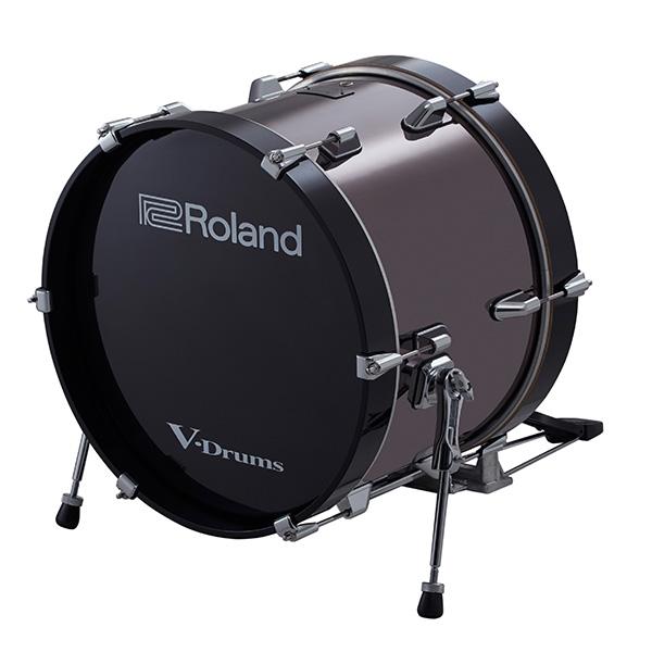 【5月26日発売】Roland(ローランド) / KD-180 【Bass Drum Vドラム用 18インチ バスドラム】 【V-Drum用アクセサリー】