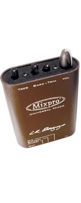 L.R.Baggs(エルアールバックス)/MIXPRO デュアルチャンネル ベルトクリッププリアンプ