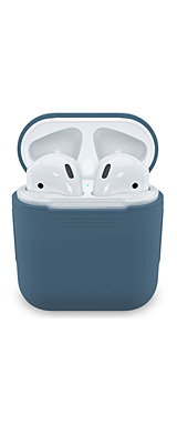 EarBuddyz / PodSkinz (Cobalt Blue) AirPodsケース用 シリコンカバー