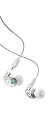 MEE audio(ミーオーディオ) / M6 PRO 2nd Generation (Clear) 1大特典セット