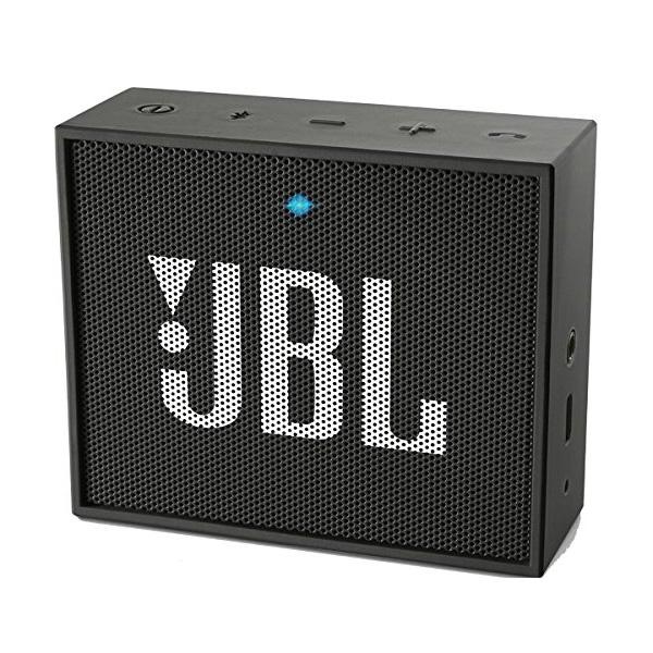 JBL(ジェービーエル) / GO (BLACK) - ポータブルBluetoothスピーカー -