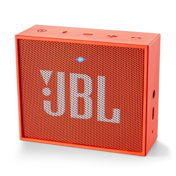JBL(ジェービーエル) / GO (ORANGE) - ポータブルBluetoothスピーカー -
