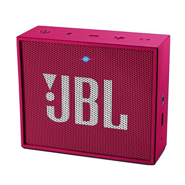JBL(ジェービーエル) / GO (PINK) - ポータブルBluetoothスピーカー -