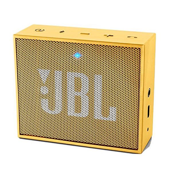 JBL(ジェービーエル) / GO (YELLOW) - ポータブルBluetoothスピーカー -