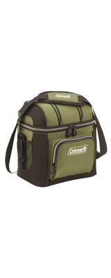 Coleman(コールマン) / 9Can Soft Cooler With Hard Liner (Green) - ソフトクーラーバッグ / クーラーボックス -