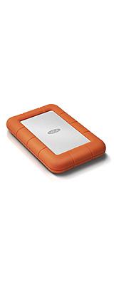 LaCie(ラシー) / rugged mini 2.5インチポータブルハードディスク (LCH-RGM1TU3S) 1TB 【USB 3.0/2.0対応】