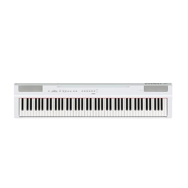 YAMAHA(ヤマハ) / P-125WH ホワイト - 電子ピアノ - 【発売日6月1日】